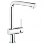 Mitigeur évier extractible Minta Grohe