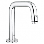Robinet Grohe Universal forme carée