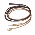 Thermocouple interrompu